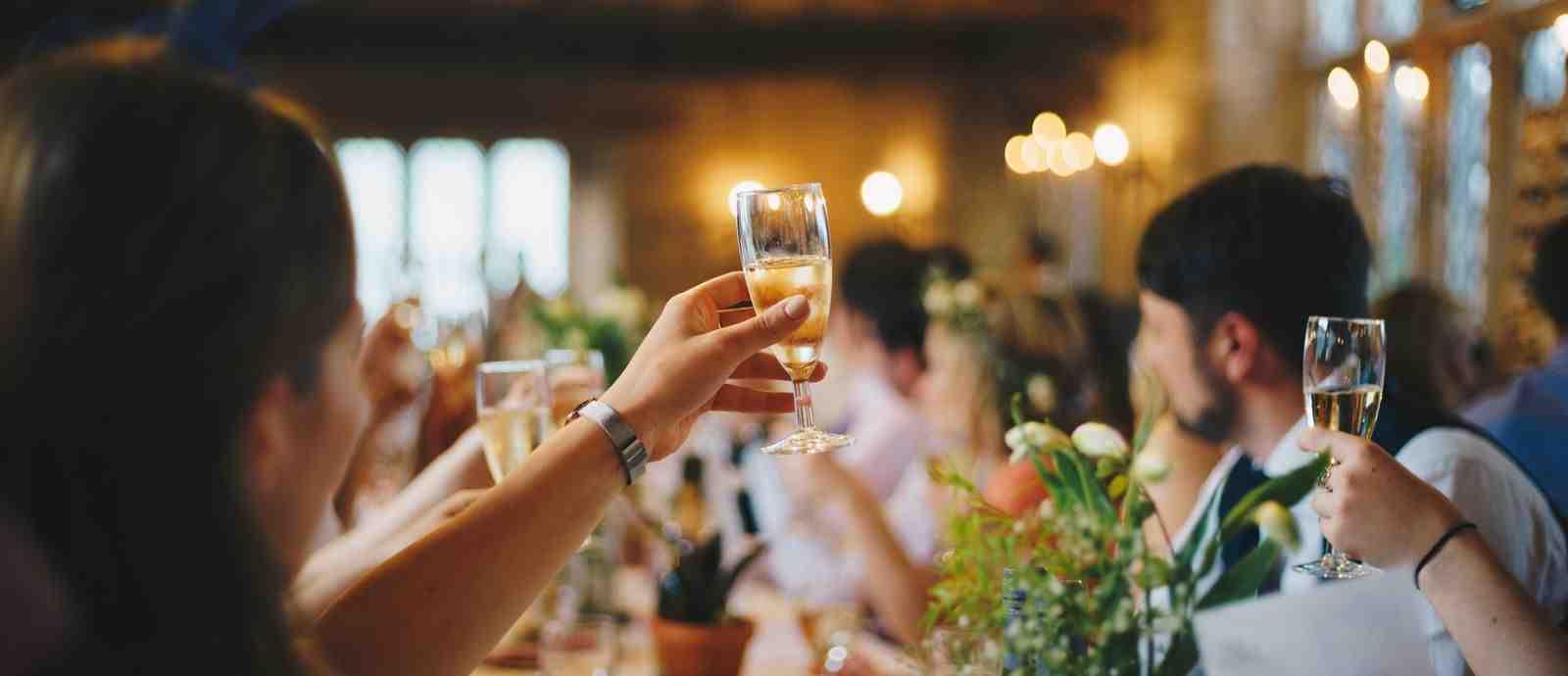 Combien d'alcool pour le mariage?