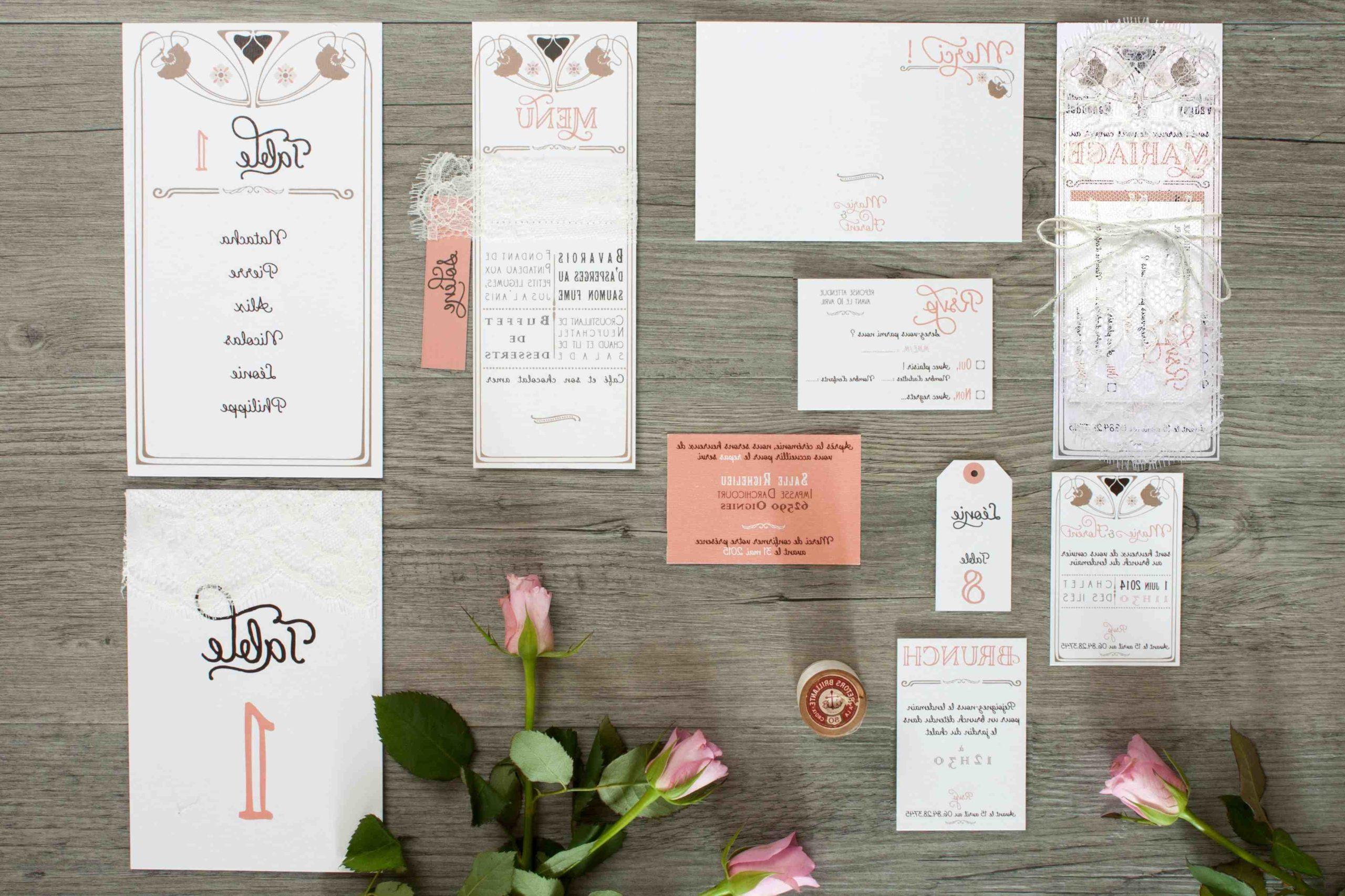 Comment envoyer une invitation de mariage?