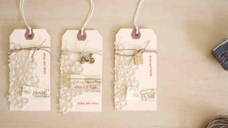 Comment faire des cartes d'invitation de mariage