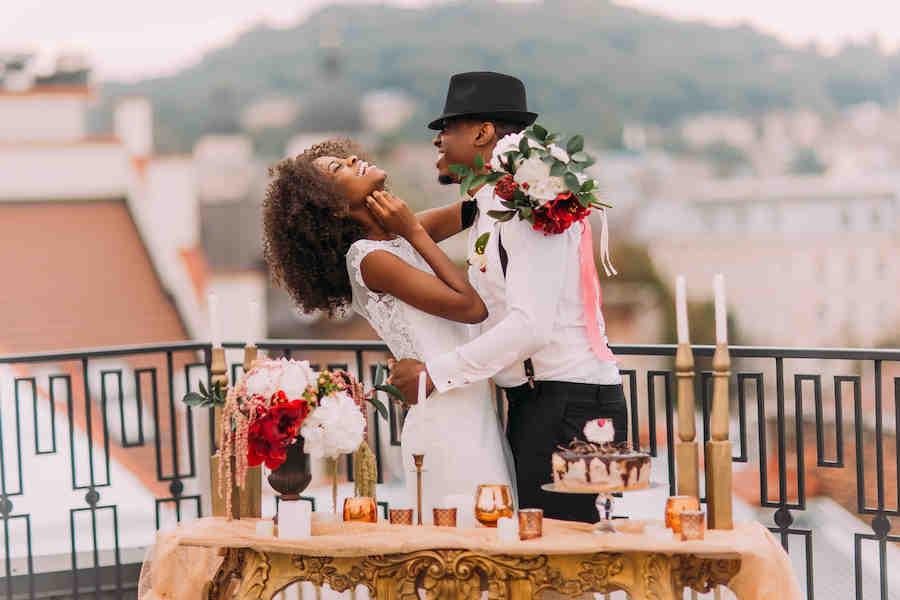 Comment faire un beau mariage avec un petit budget?