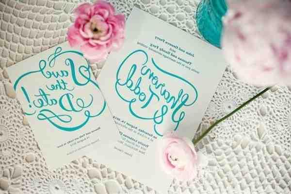 Comment faire une invitation de mariage?