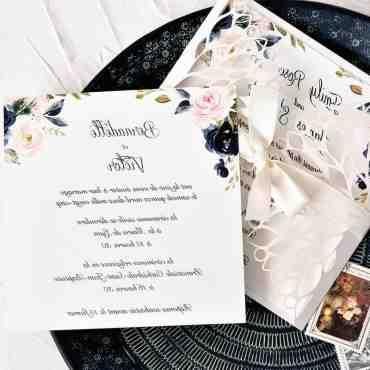 Quand l'invitation de mariage de septembre sera-t-elle envoyée?