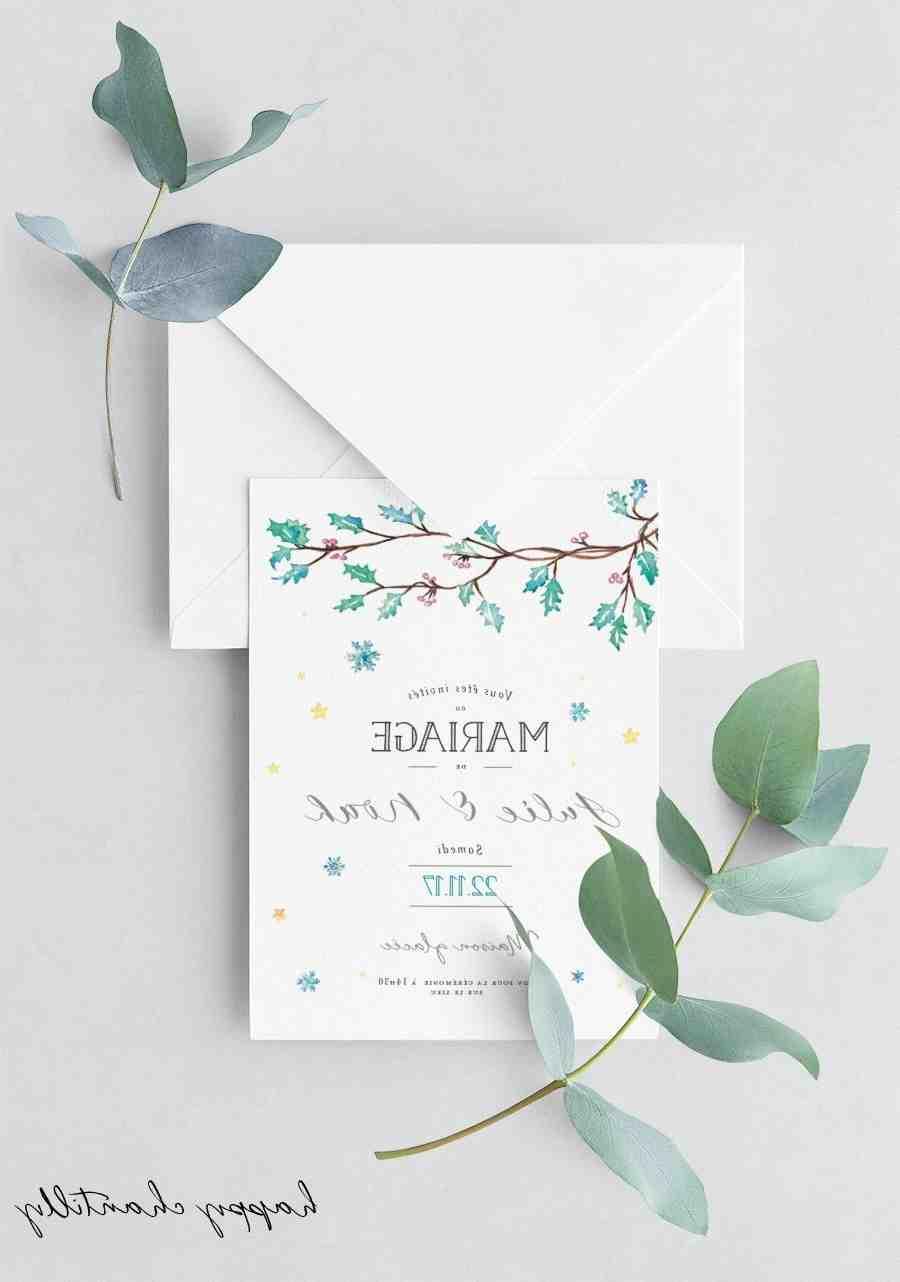 Quand pouvez-vous envoyer des invitations à votre mariage?