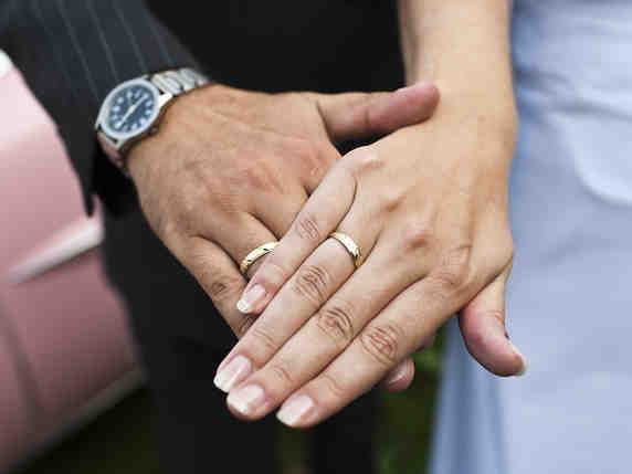 Quelle est l'occasion d'un mariage formel?