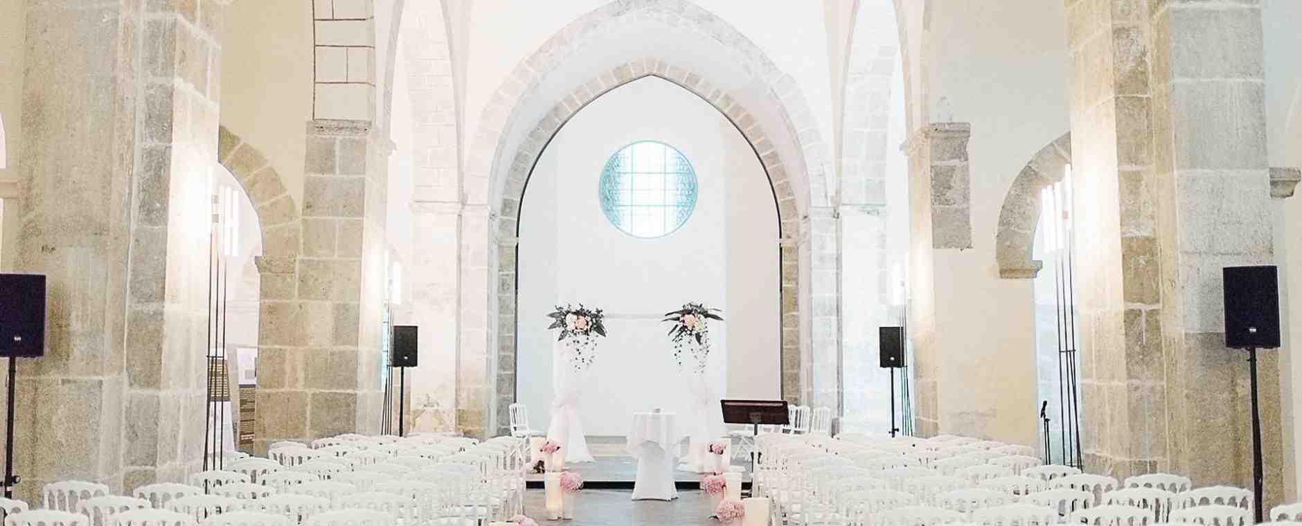 Quelles sont les conditions pour se marier à l'église?