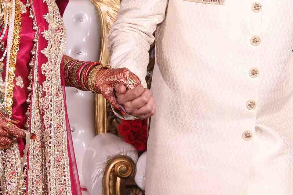 Quels sont les frais pour un mariage?