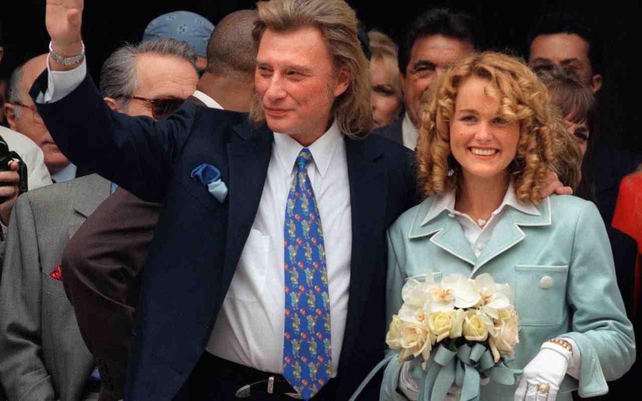 Qui étaient les premières épouses de Johnny Hallyday?