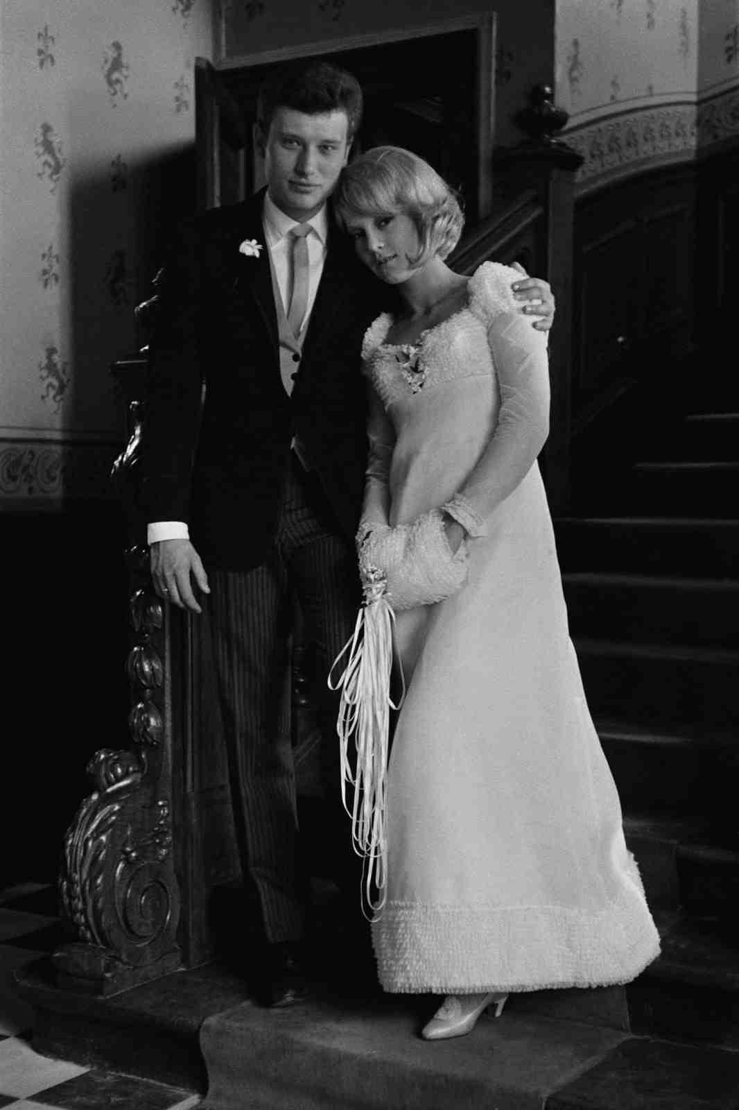 Qui était la troisième femme de Johnny Hallyday?
