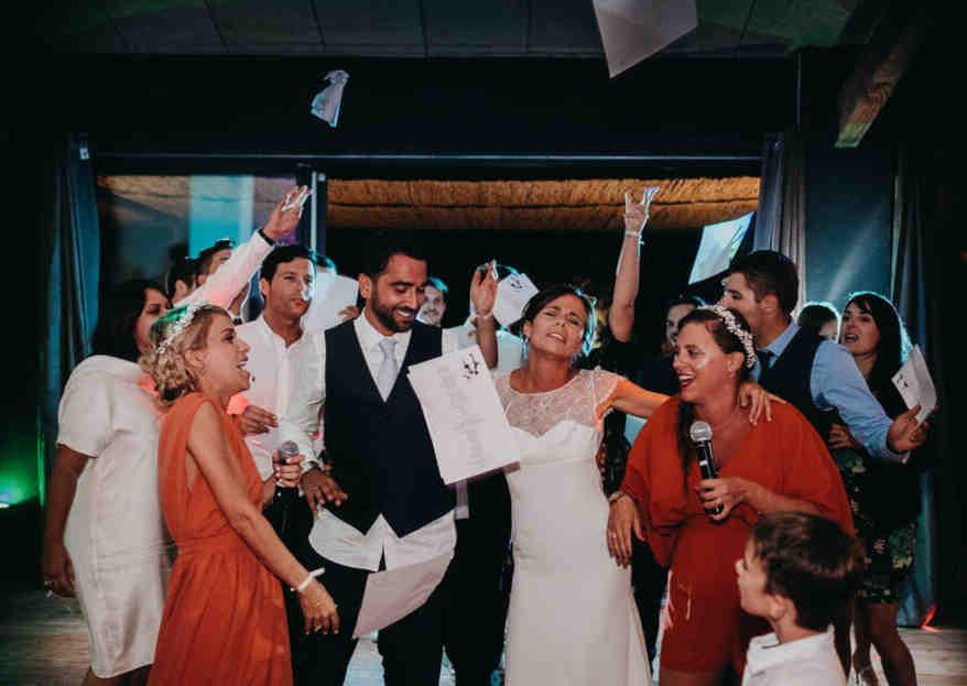 Qui sont les témoins du mariage?